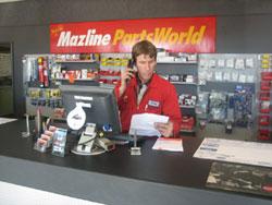 Friendly Sales Staff