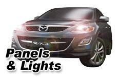 Mazda Panels and Lights